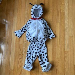 Old Navy 6-12M Dog Dalmatian Halloween Costume